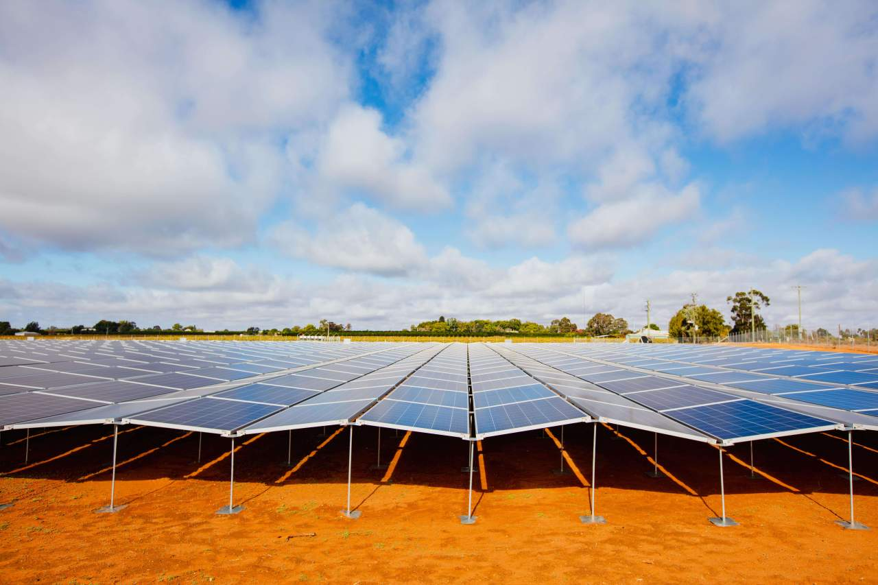 Dareton Solar Farm